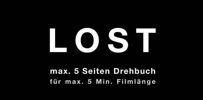 Lost - max. 5 Seiten Drehbuch für 5 min Filmlänge